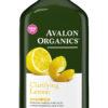 Купить Шампунь AVALON ORGANICS с маслом лимона, для увеличения блеска