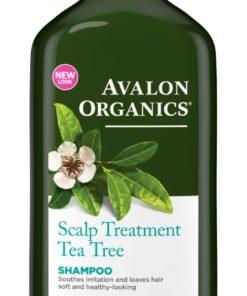 Купить Шампунь AVALON ORGANICS с маслом чайного дерева