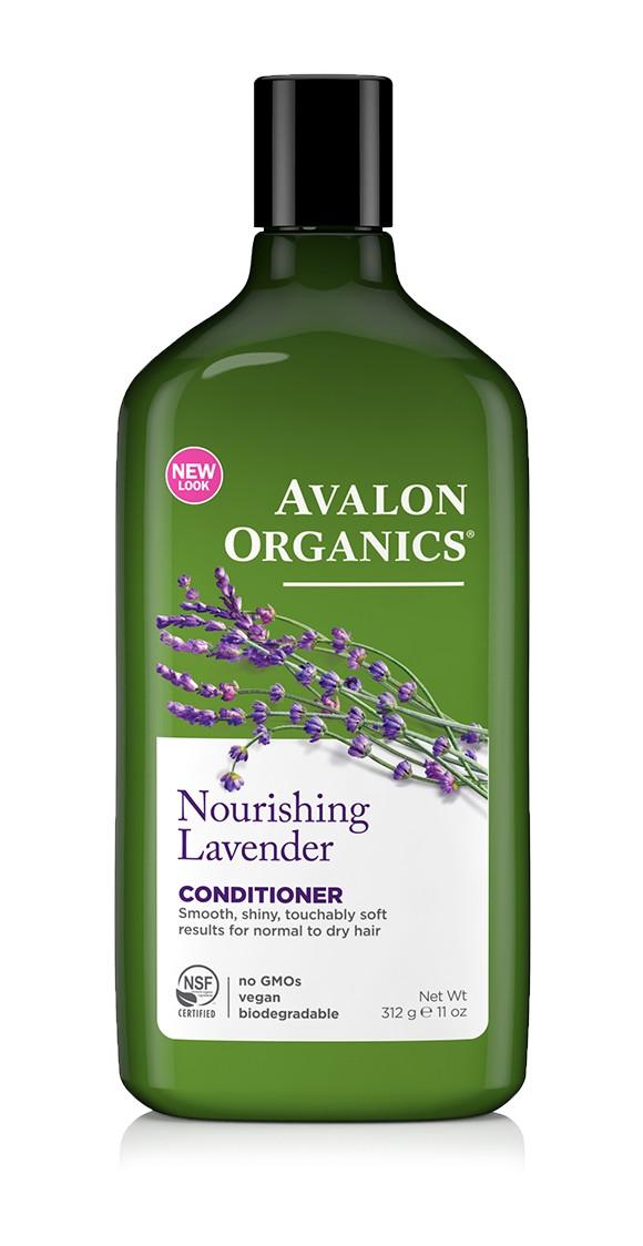 Купить Кондиционер AVALON ORGANICS с маслом лаванды