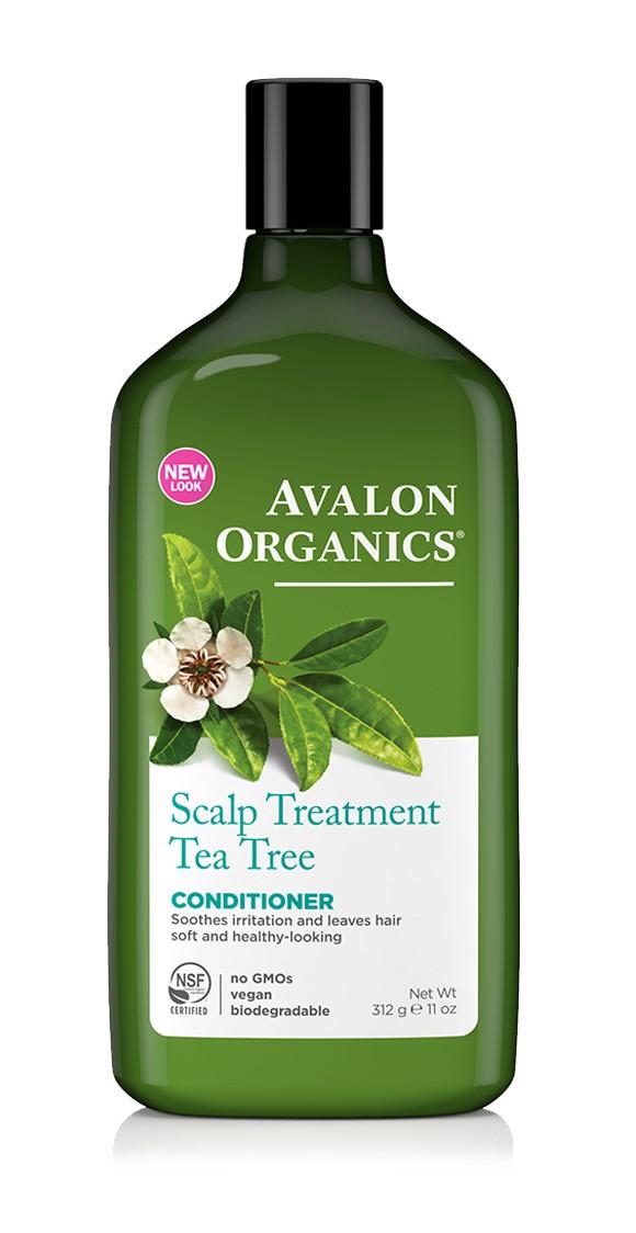 Купить Кондиционер AVALON ORGANICS с маслом чайного дерева