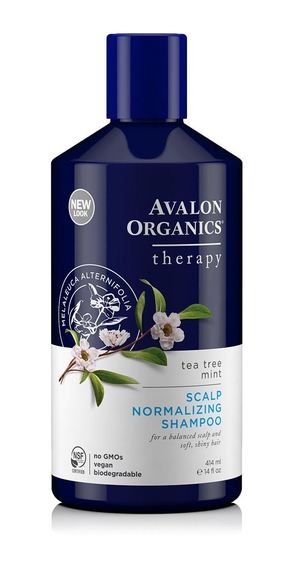 Купить Нормализующий шампунь AVALON ORGANICS с маслом чайного дерева и мяты