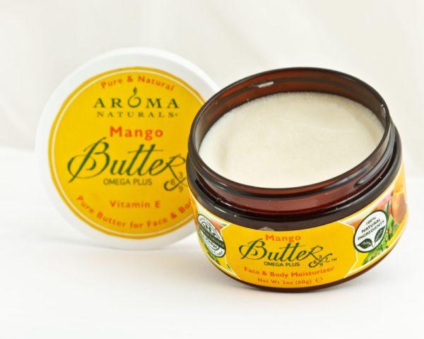 Купить Масло для лица и тела твердое манго AROMA NATURALS