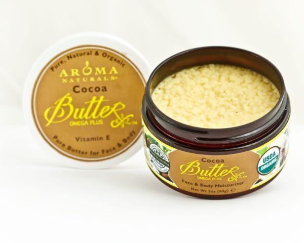 Купить Масло для лица и тела твердое какао AROMA NATURALS