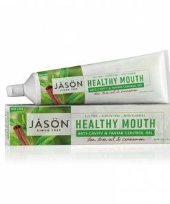 "Гелевая зубная паста JASON ""Чайное дерево"" против парадонтоза"