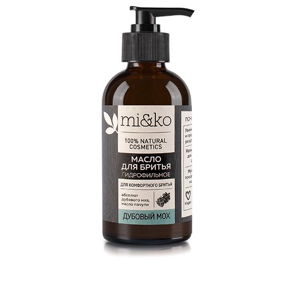 Купить Гидрофильное масло для бритья Дубовый мох