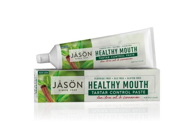 """Купить Зубная паста JASON """"Чайное дерево"""" против парадонтоза"""