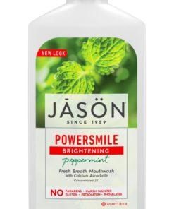 Купить Ополаскиватель для полости рта JASON освежающий с мятой