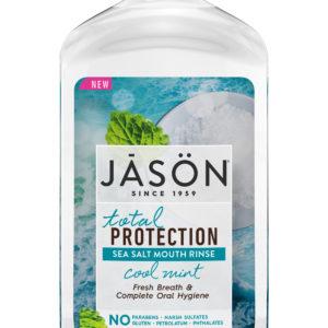Купить Ополаскиватель для полости рта JASON с морской солью