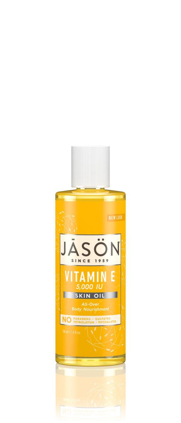 Купить Масло для лица JASON c витамином Е-5000МЕ