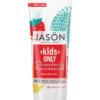 Купить Детская зубная паста JASON клубничная