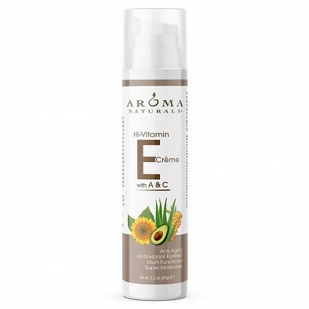 Крем AROMA NATURALS с витамином Е