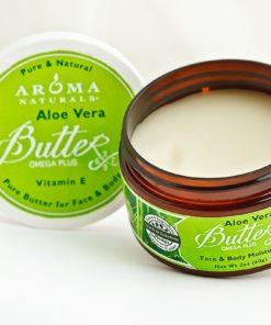 Купить Масло для лица и тела твердое Алое Вера AROMA NATURALS