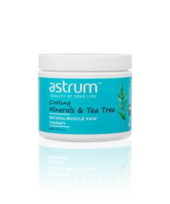 Минеральный гель Аструм с маслом Чайное дерево ASTRUM