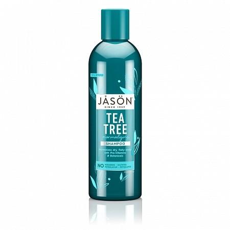 Шампунь нормализующий JASON «Чайное Дерево»