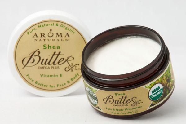 Купить Масло для лица и тела твердое Ши AROMA NATURALS