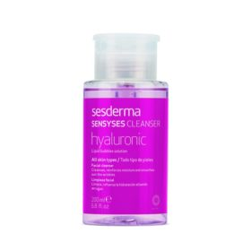 Антивозрастной лосьон для снятия макияжа SENSYSES CLEANSER Hyaluronic
