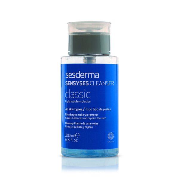 SENSYSES CLEANSER Classic – Лосьон липосомальный для снятия макияжа, 200 мл