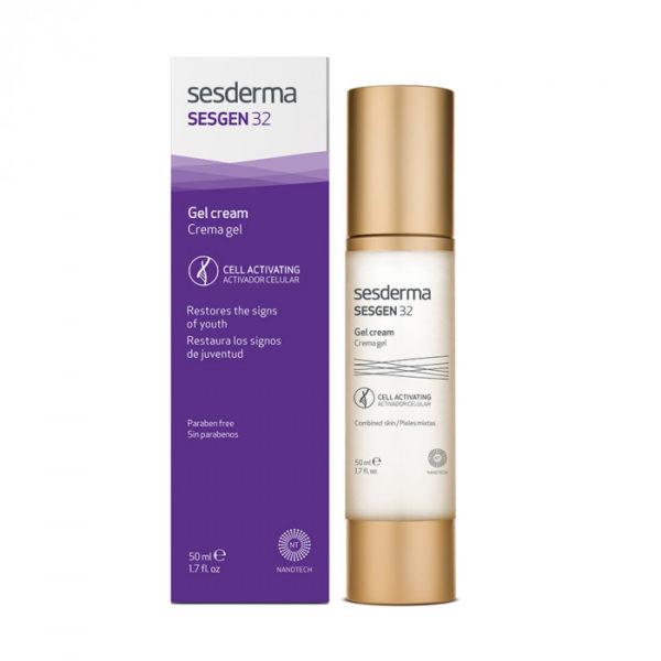Крем-гель для лица клеточный активатор SESGEN 32 Facial cream gel