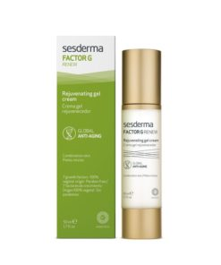 Купить Омолаживающий крем-гель FACTOR G RENEW Rejuvenating gel cream Sesderma