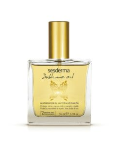 Масло для лица, тела и волос питательное и восстанавливающее SUBLIME OIL