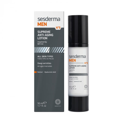 Антивозрастной лосьон для мужчин MEN Supreme Новая упаковка