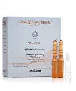 Депигментирующее средство в ампулах HIDROQUIN