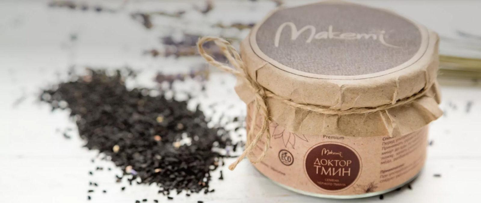 Купить масло черного тмина Доктор Тмин Makemi