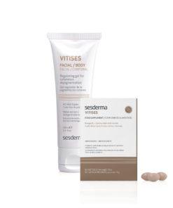 Регулирующий гель и таблетки Vitises