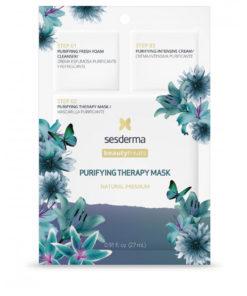 Маска очищающая для лица Purifying therapy mask Sesderma