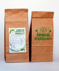 """Чайный напиток """"Акрустал № 1 Успокоительный"""" 160 гр."""