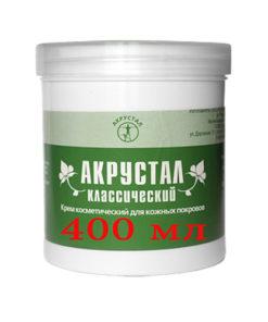 Крем Акрустал Классический 400 мл