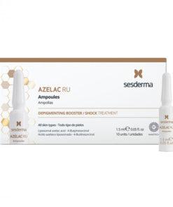 Средство в ампулах депигментирующее AZELAC RU